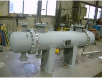 SHELL & TUBE TYPE HEAT EXCHANGER.JPG